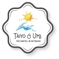 Taiyo and Umi - the hostel in Setouchi